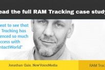 RAM Tracking accelerates business success with NewVoiceMedia