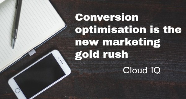 How to optimize the conversion ratio … Cloud IQ