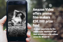 Amazon Video offers promo film-makers £30,000 prize fund / The nominations have been revealed for the PromaxBDA UK Awards 2016 sponsored by ENVY Post Production