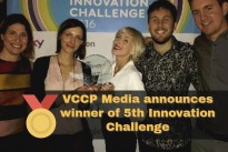"VCCP Media – ""A challenge to unearth the best media innovations .. the winner is Ocean Outdoor"