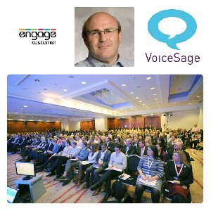 VoiceSage to sponsor 'The Future Of The Contact Centre Conference' / Engage Customer