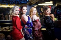 Raising £'s for @StJoHospice @macmillancancer – Cabaret Charity Calendar