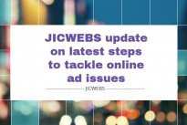 JICWEBS : Be aware of the latest work going on to tackle the big issues facing online advertising – fraud, brand safety and viewability