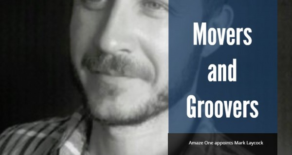 Movers and Groovers : Amaze One appoints Mark Laycock to the role of Art Director
