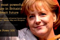 Angela Merkel is the most powerful figure in Britain's Brexit future