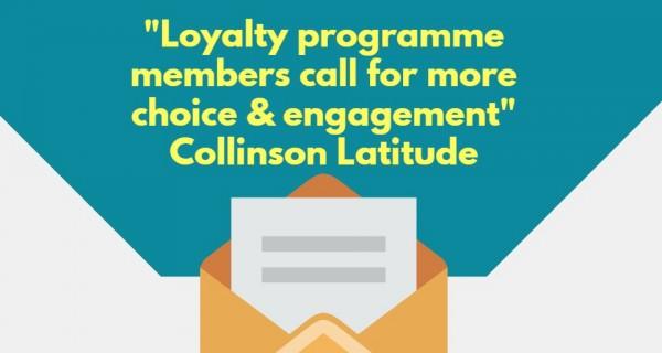 Adoption rates of digital technology among loyalty programme members worldwide / Collinson Latitude New eBook