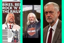 Is it to be 10 years of passenger misery? … The wreckers and the man who calls Corbyn the Messiah