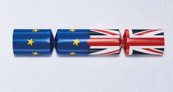 Celebrate Christmas in real 2016 style with some Brexit crackers