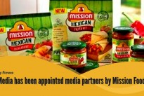 Breaking News : VCCP Media appointed media planning and buying agency for Mission Foods