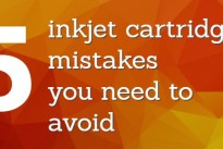 Five inkjet cartridge mistakes you need to avoid