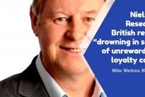 "British retail ""drowning in sea"" of unrewarding loyalty cards"