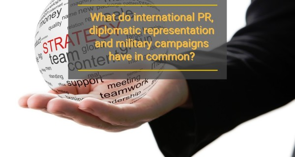 The importance of combining global and local representation in international PR campaigns … Clareville