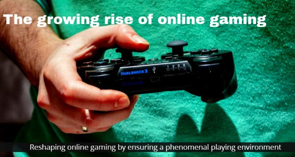 """""""The emergence of social gaming has significantly promoted online gaming"""""""