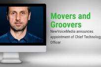 Movers and Groovers : NewVoiceMedia announces appointment of Chief Technology Officer