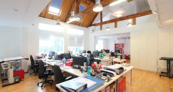Office Design : Here are the biggest trends that you need to get to grips with in 2017