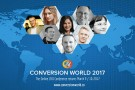 Events : Conversion World 2017 agenda is now live plus full speaker line up
