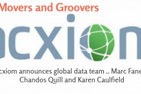 Movers and Groovers: Acxiom announces global data team .. Marc Fanelli, Chandos Quill and Karen Caulfield