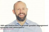 Movers and Groovers : IAB UK appoints Jon Mew as CEO