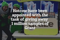 "Brand recognition can increase by over 40% with commuters taking the product to work and having it on their desk,"" says Sally Durcan, MD Hotcow"