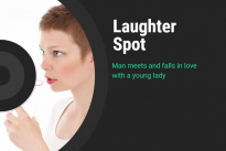 Laughter Spot : Man meets and falls in love with a young lady …NSFW