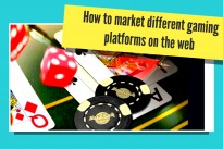 How to market different gaming platforms on the web