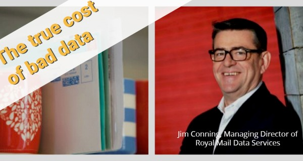 The true cost of bad data  … Royal Mail Data Services