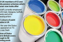 Latest News : US giant planning a swoop on Dulux owner Akzo Nobel
