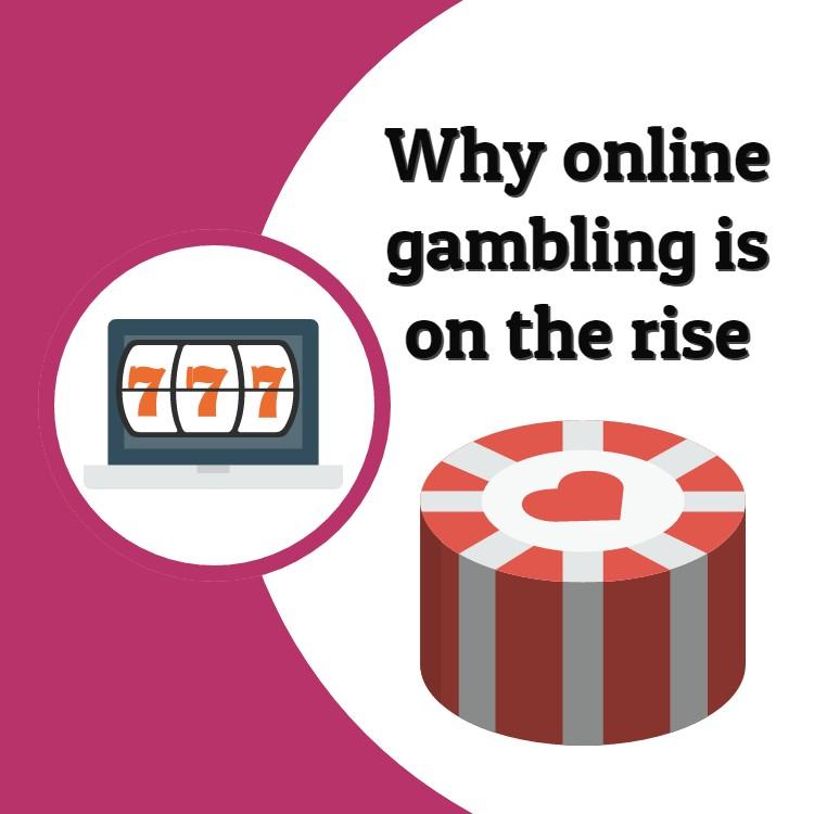 why online casino