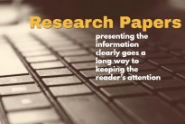 Marketing research paper writing – tips and tricks