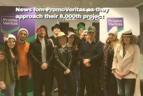 News fom PromoVeritas as they approach their 8,000th project