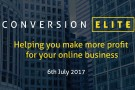 Why come to the Conversion Elite Conference?