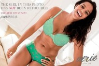 American Eagle's underwear line, Aerie, stopped retouching photos of their models