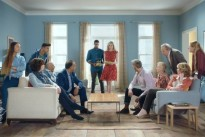 Jacob's launches new Cracker Crisps advert: Romeo and Juliet get together