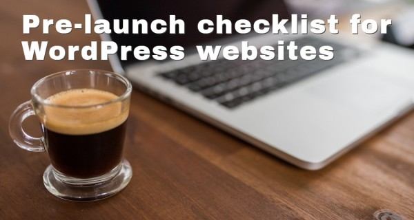 Image result for website pre launch checklist