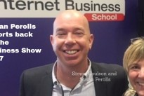 Exclusive : Susan Perolls reports back on The Business Show 2017 … Warren Knight, Simon Coulson, Linzi Boyd, Clare Groombridge