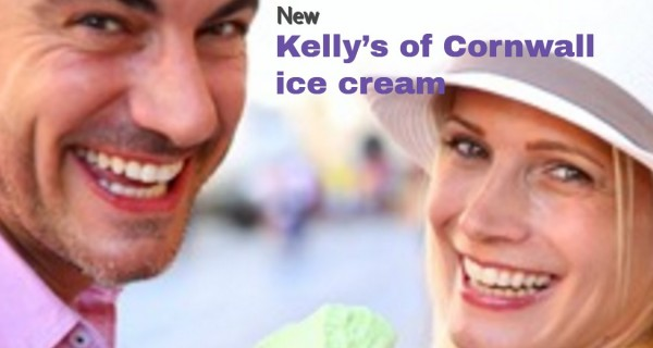 [Watch] Isobel's debut campaign for Kelly's of Cornwall ice cream