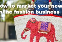 How to market your new online fashion business