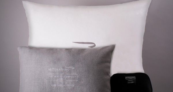 Matrix and The White Company enhance sleep experience of British Airways Club World flyers with new sleep range