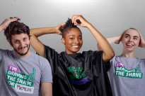 """Initials launches new website for Macmillan Cancer Support's """"Brave the Shave"""" campaign"""