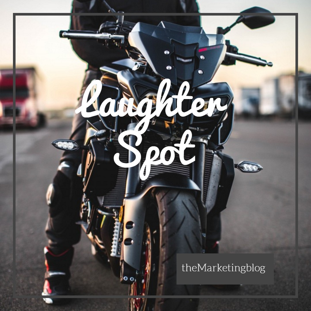 Laughter Spot : The one about the inventor of the Harley-Davidson