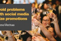 Social media prize promotions … how to avoid problems …  PromoVeritas