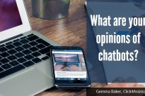 Live chat software operated by humans: The safer option … Gemma Baker, Click4Assistance
