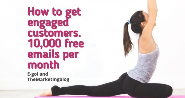 Special Offer  :  10,000 free emails per month for B2B marketing professionals