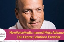 NewVoiceMedia named Most Advanced Call Centre Solutions Provider in 2017 Technology Awards