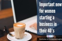 Important lessons for women starting a business in their 40′s