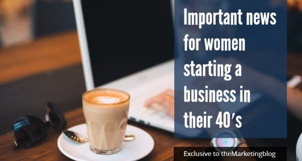 Important lessons for women starting a business in their 40's