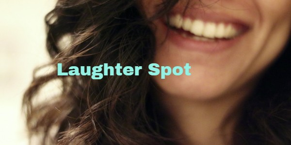 "Laughter Spot : ""The one about the two nuns and the blind man"""