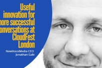 NewVoiceMedia showcases useful innovation for more successful conversations at CloudFest London