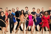 [Watch] .. Three pop stars, two comedians, a vicar and a Paralympian athlete : BBC Strictly Come Dancing 2017