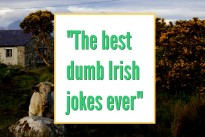 "Laughter Spot : ""The best dumb Irish jokes ever"""